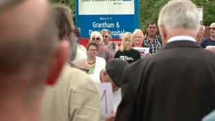 Anger growing over Grantham A&E night closure