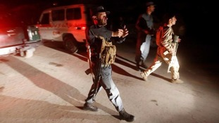 One killed and 18 injured as militants attack American University of Afghanistan