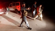 One killed as militants attack American University in Kabul