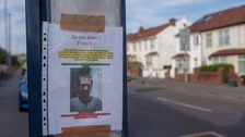 Romantic man tracks down dream girl by fly-posting part of Bristol