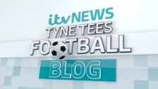 ITV Tyne Tees football blog