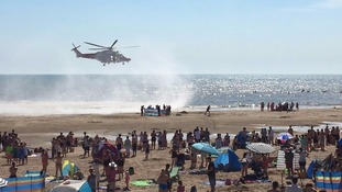 Five die at Camber Sands on hottest day of the year