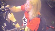 Nottinghamshire Police have released CCTV images for a woman they would like to speak with