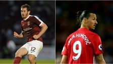 Northampton Town could face the likes of Zlatan Ibrahimović.