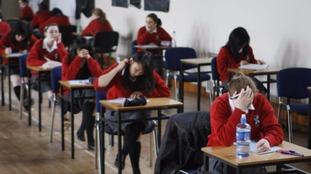 66.6% of Welsh GCSE students achieve A*- C grades