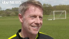 Hartlepool United manager Craig Hignett