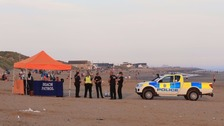 Camber Sands victims from 'Greater London area'