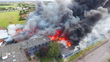 Selsey Academy to reopen in temporary building after devastating fire