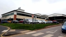 Children's A&E services suspended at Stafford's County Hospital