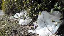 Three hundred million bags were dispensed in 2012, before the levy, officials said.