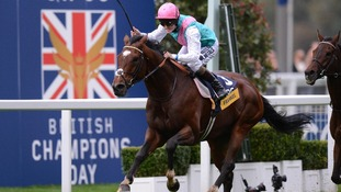 Frankel bows out in style