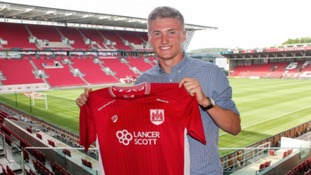 Bristol City sign England under-19 captain Taylor Moore from French side Lens