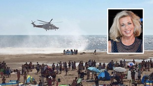 Police report Katie Hopkins to Twitter over 'offensive' Camber Sands poll