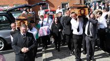 Ballymurphy funeral