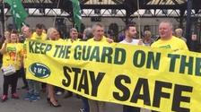 More rail misery as Govia Thameslink workers announce strike