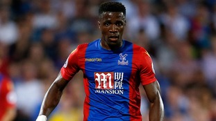 Winger Wilfried Zaha asks to leave Crystal Palace to force Spurs move