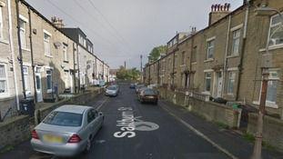 Saltburn Street, where the incident happened
