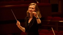 CBSO appoints young female conductor to lead orchestra