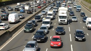 Motorway traffic