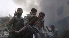 Assad regime and IS 'used chemical weapons'