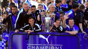 Leicester City discover their Champions League fate