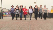 Welsh women form support group to fight body shaming