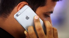 Apple releases security update after spyware discovered