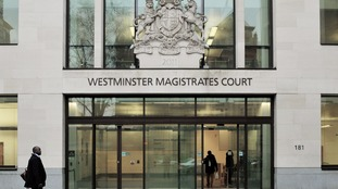 Patrick Kabele will appear at Westminster Magistrates' Court