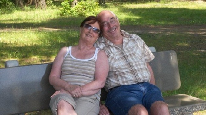 The couple are holding onto hope that they will be reunited once again.