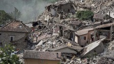 Italy earthquake: 'Number of Britons' among 250 dead