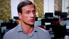 US swimmer Ryan Lochte charged over fake robbery claim