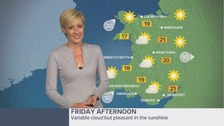 Wales weather: a sunny start to the Bank Holiday weekend