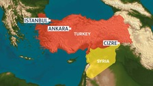 At least nine people killed in Turkey bomb blast