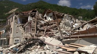 Italy declares state of emergency after earthquake