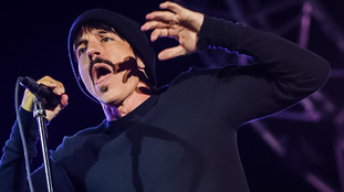 IN PICS: Red Hot Chili Peppers headline T Vital