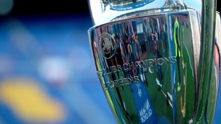 Top four leagues to receive four automatic Champions League places from 2018-19 season onwards