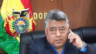 Minister beaten to death by striking miners in Bolivia