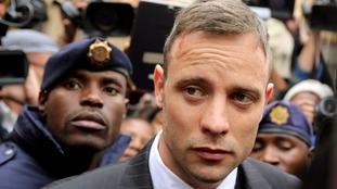 Oscar Pistorius: Prosecutor bid to challenge murder sentence rejected