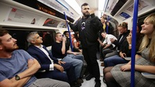 Jubilee line Night Tube services to start on 7 October.