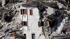 Central Italy has been devastated by the quake