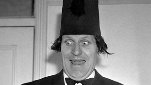 Tommy Cooper jokes bought from private collector by V&A museum