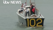 Coastal Forces mark centenary with sail-past