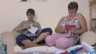 Autistic boy receives thousands of cards after heartfelt plea