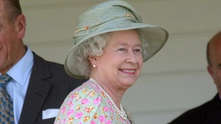 The Queen has given a donation to the Red Cross