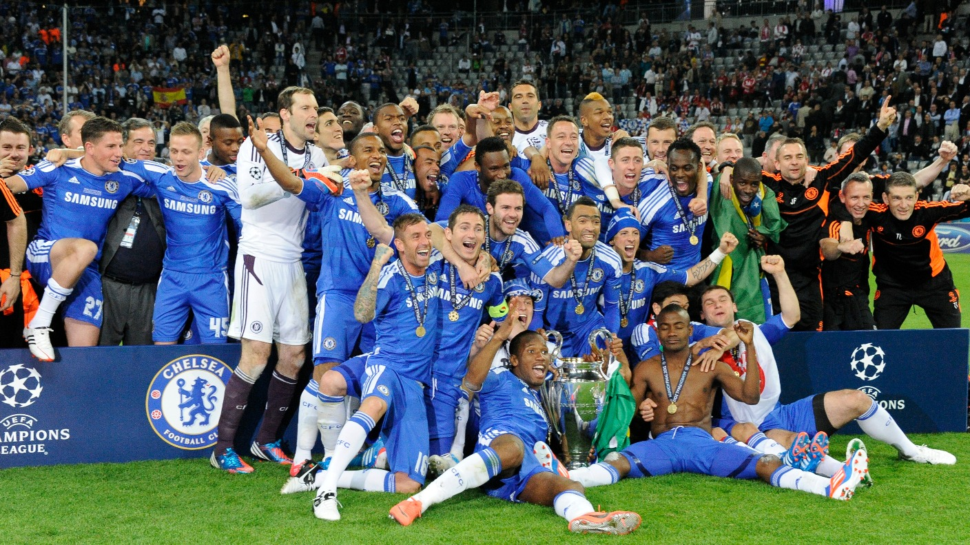 chelsea fc official page