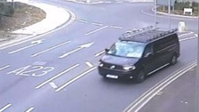 Police looking for VW transporter van in 'abduction' investigation