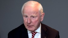 The family of Pat Hickey have said they are 'gravely concerned' for his welfare.