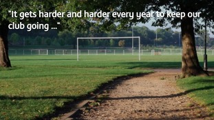Is there evidence of a crisis in grassroots football?