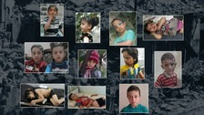 Toll of Syria's civil war felt most by Aleppo's children