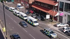 Five men arrested on suspicion of terror offences